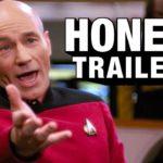 Star Trek: The Next Generation gets an Honest Trailer