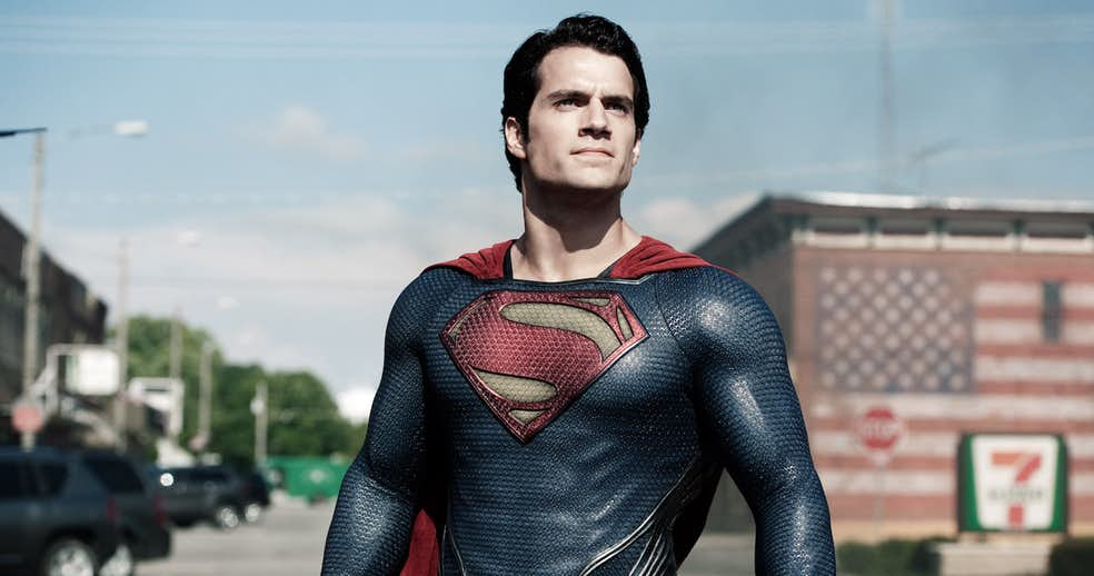 Man of Steel   The Four-Color Film Podcast #137
