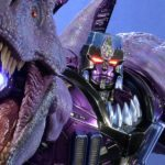 Prime 1 Studio's Megatron statue from Beast Wars: Transformers available to pre-order