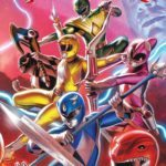 Boom! celebrates 25 years of Power Rangers with Artist Tribute
