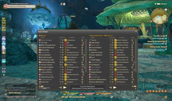 Final Fantasy XIV: Stormblood - Guide for a Beginner of Light
