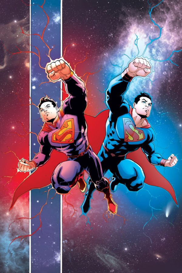Comic Book Review Superman Reborn