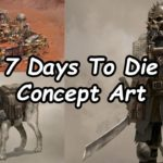 Joel reveals 7 Days to Die Alpha 17 concept art in latest video
