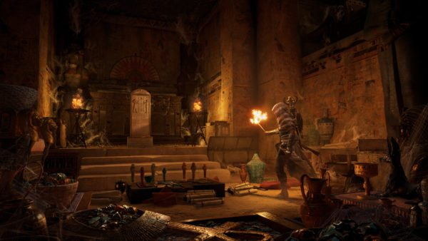 Assassin's Creed Origins Post-Launch Content Revealed Including Undead Pharaohs