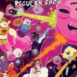 Preview of Adventure Time/Regular Show #3