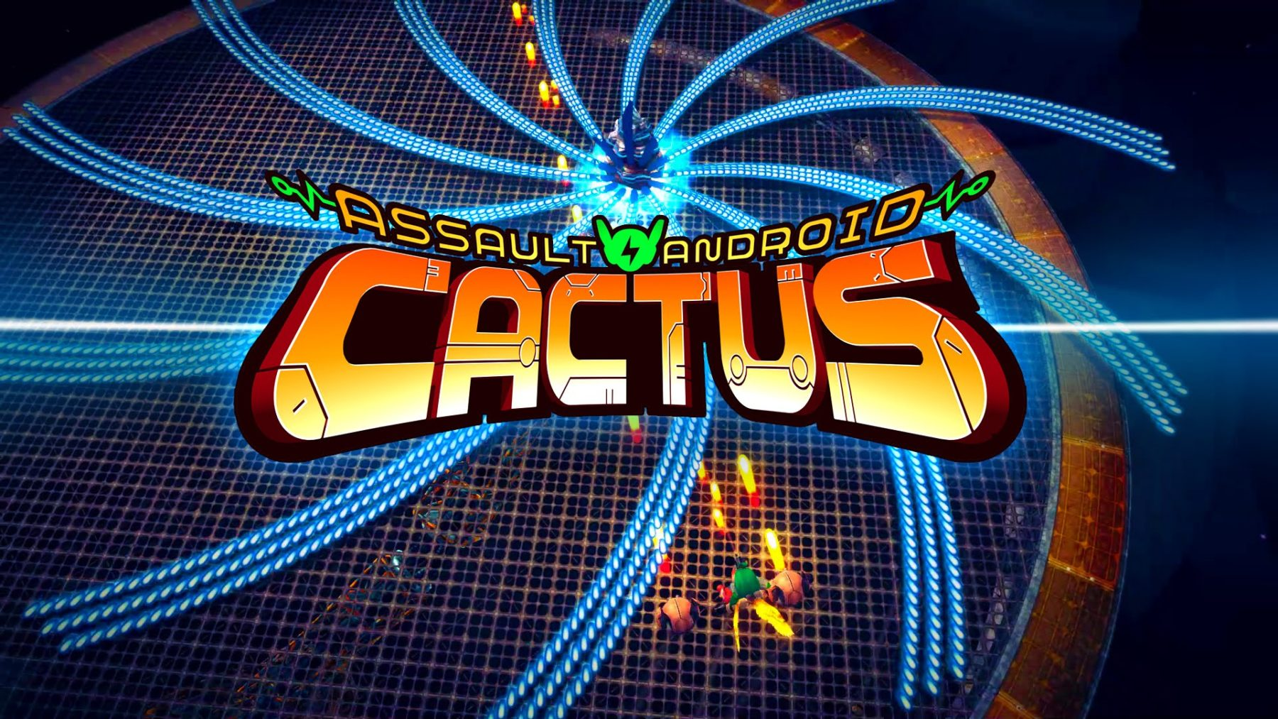 Twin stick shooter Assault Android Cactus coming to Xbox One and