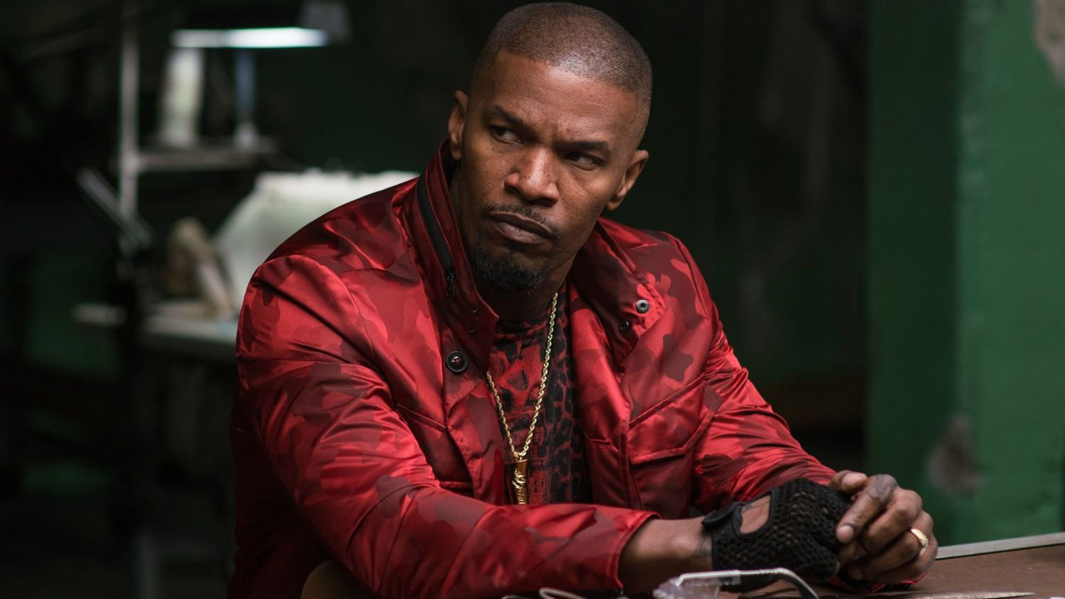 Jamie Foxx to hunt vampires for Netflix in Day Shift