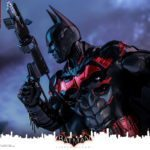 Batman Futura Knight Masterpiece Figure from Batman: Arkham Knight revealed