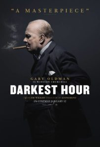 movie review darkest hour 2017