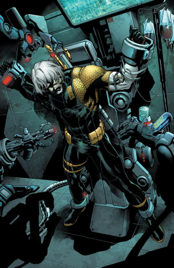preview of deathstroke 25