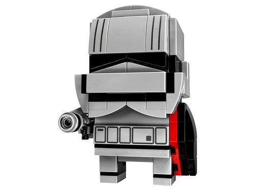 Finn And Captain Phasma Lego Star Wars Brickheadz Revealed