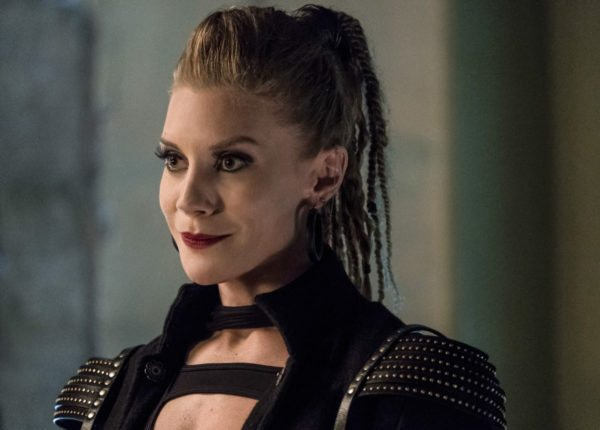 Katee Sackhoff featured in promo images for The Flash Season 4