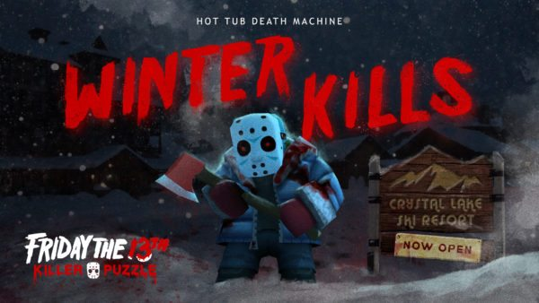 jason voorhees returns in free to slay mobile game friday the 13th