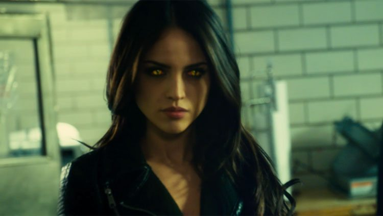 Speculation resurfaces that Eiza Gonzalez has been cast as Catwoman
