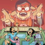 Preview of Goosebumps: Monsters at Midnight #1