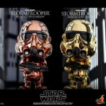 Hot Toys unveils new Star Wars Imperial Stormtrooper Cosbaby collectibles