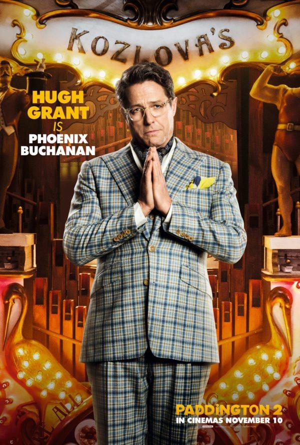 Nos chouchous de 2017 (édition masculine) Hugh-Grant-Paddington-2-posters-5-600x889