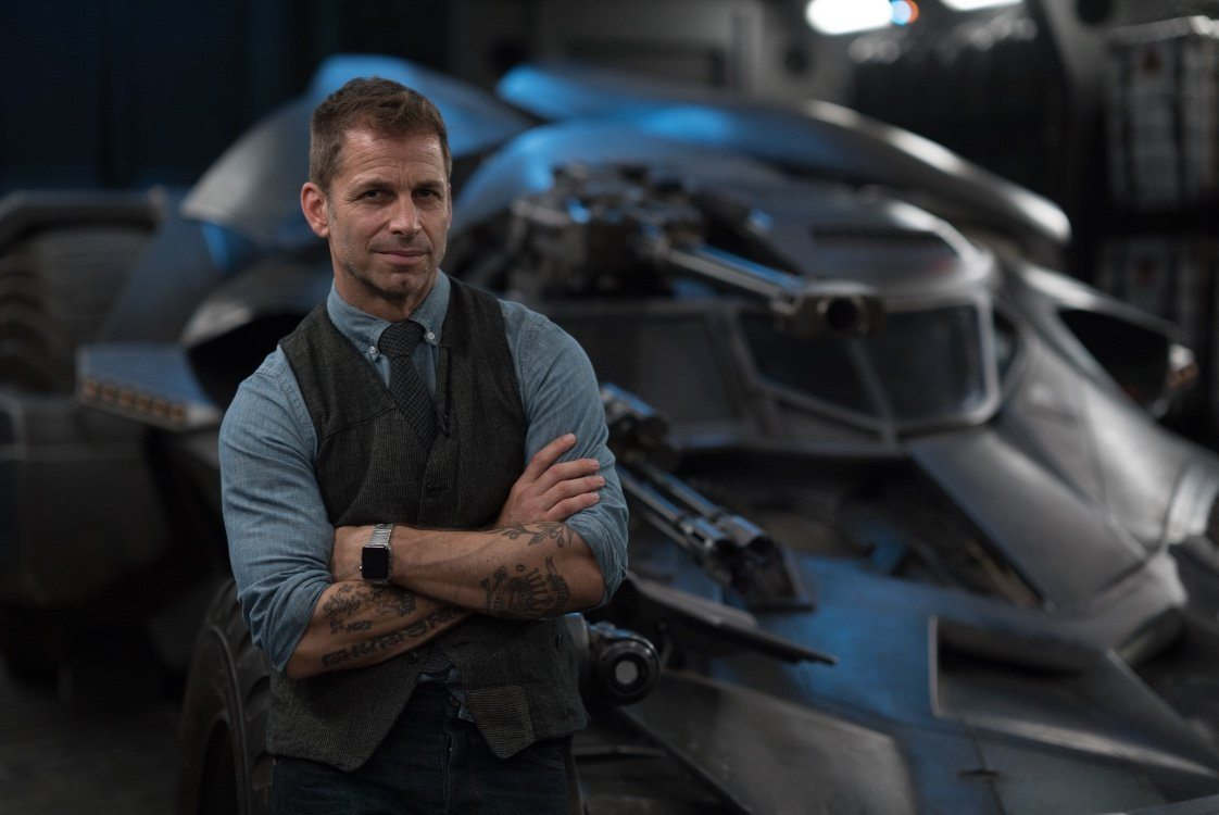 Zack Snyder couldn't fight for Justice League after the personal tragedy that led to his exit
