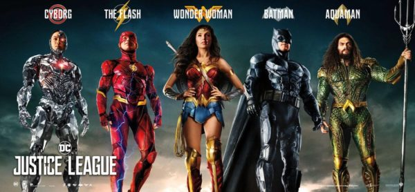 Imax Featurette For Justice League Focuses On The Team S Costumes