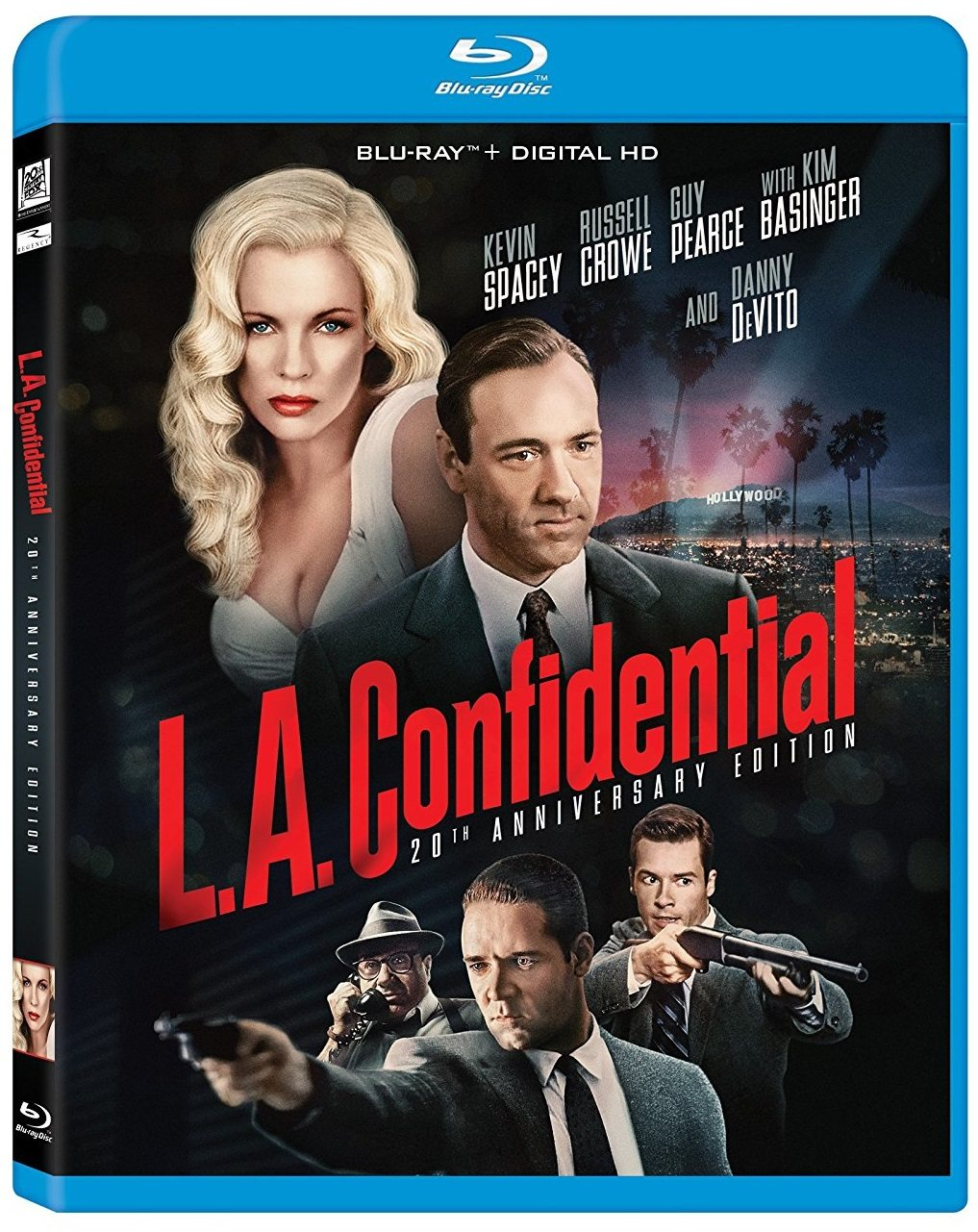 Blu-ray Review – L.A...