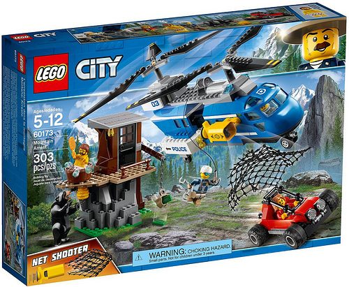 lego helicopter police with New Lego City Sets For 2018 Revealed on 23765 as well A 51244092 together with Lego City I Nuovi Set Del 2012 additionally B01ETG05Z0 besides Watch.