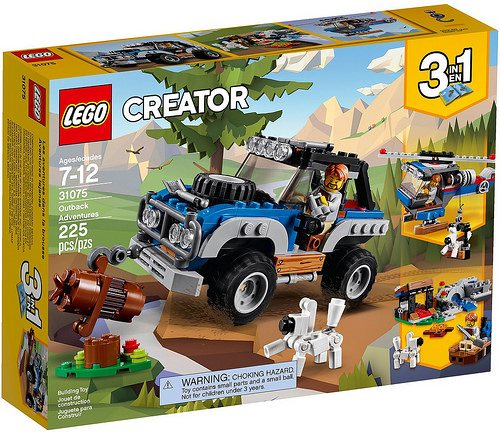 first lego creator 2018 sets revealed flickering myth. Black Bedroom Furniture Sets. Home Design Ideas