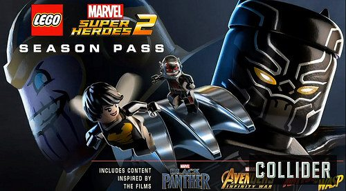 LEGO Marvel Super Heroes 2 Season Pass details and new characters ...