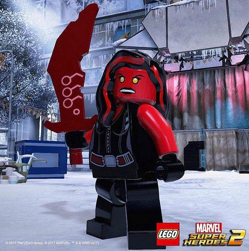 Venom 2099, Red She-Hulk, Darkhawk and Hit-Monkey revealed for LEGO ...