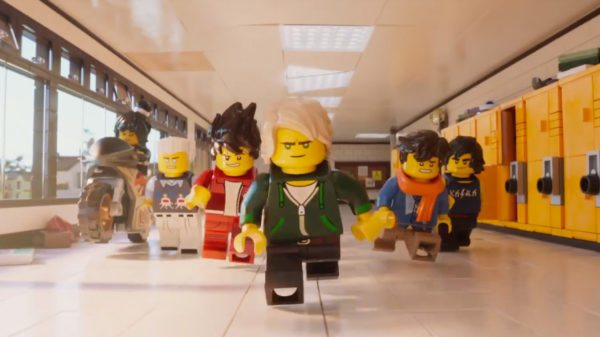 Movie Review The Lego Ninjago Movie 2017 Flickering Myth