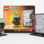 LEGO Star Wars Boba Fett and Han Solo in Carbonite BrickHeadz coming to NYCC