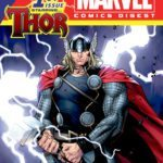 Thor brings the thunder in preview of Archie's Marvel Comics Digest #3