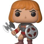 Funko's Masters of the Universe Pop! Vinyl figures have the power