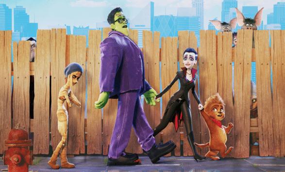 Monster-Family