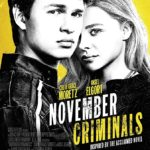Movie Review – November Criminals (2017)