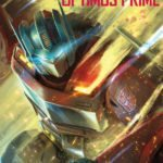 Preview of Optimus Prime: First Strike #1