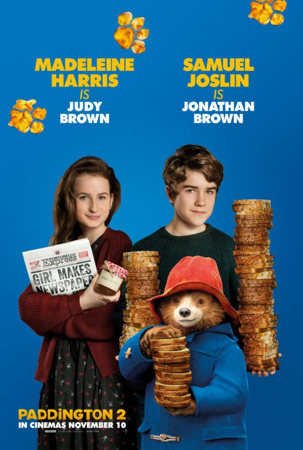 Paddington 2 Gets A Series Of Character Posters