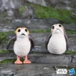 Hasbro unveils its Star Wars: The Last Jedi Black Series Porg action figures