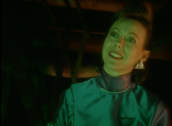 jenny agutter red dwarf flickering myth