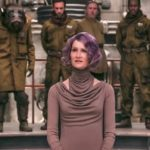New image of Laura Dern's Admiral Holdo from Star Wars: The Last Jedi