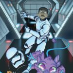 Preview of Star Wars Adventures #3