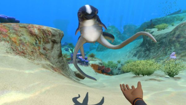 Cuddlefish update arrives for Subnautica on Xbox One   Flickering Myth