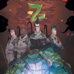 Preview of Teenage Mutant Ninja Turtles/Ghostbusters II #1