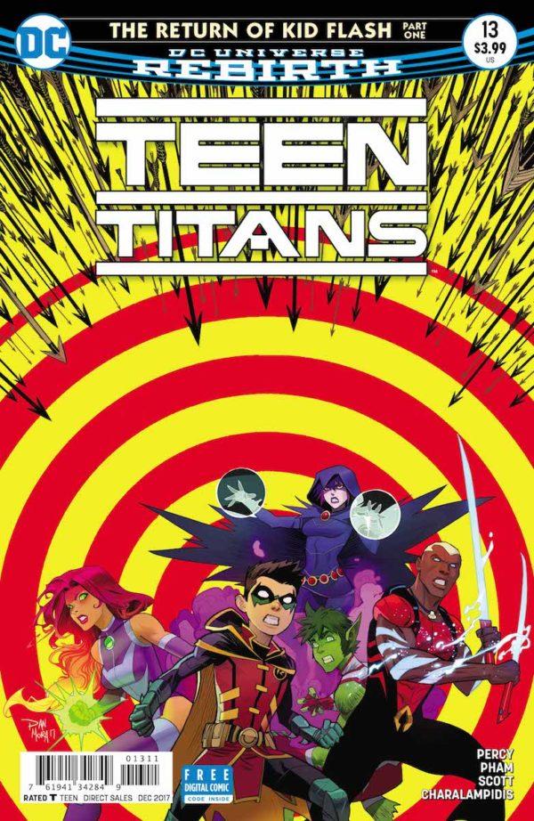 Teen titans flash videos #11