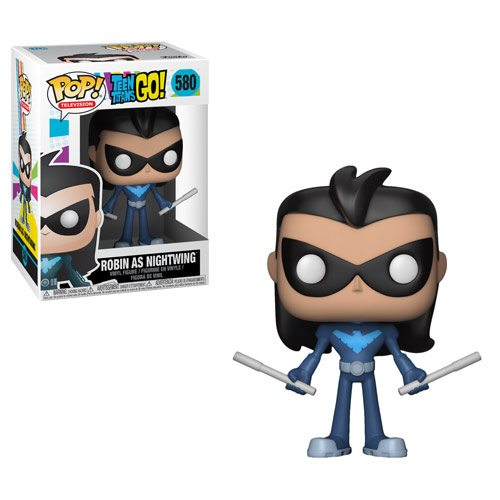 Funko Unveils New Teen Titans Go Pop Vinyl Figures