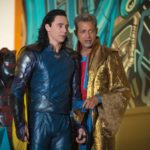 The Grandmaster finds a new contender in clip from Marvel's Thor: Ragnarok