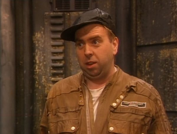 Timothy Spall Red Dwarf Flickering Myth