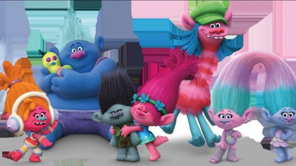 Dreamworks Trolls Holiday Dvd >> DreamWorks announces Trolls Holiday animated special