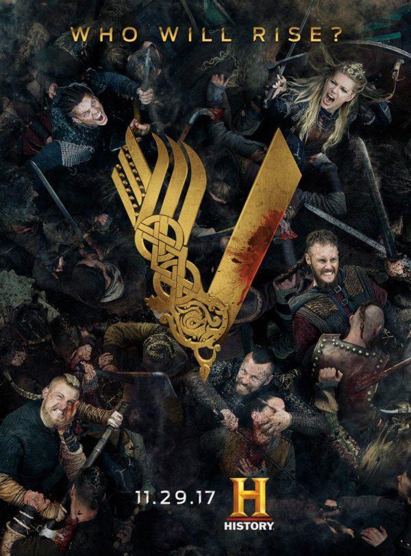 Resultado de imagen de vikings poster season 5