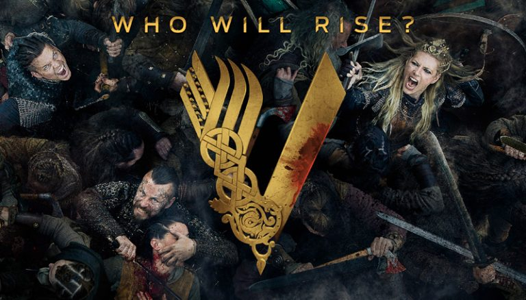 New Poster And Promo For Season 5 Of Vikings