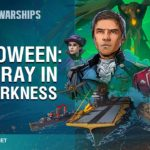 World of Warships – Halloween 2017: A Sunray in the Darkness